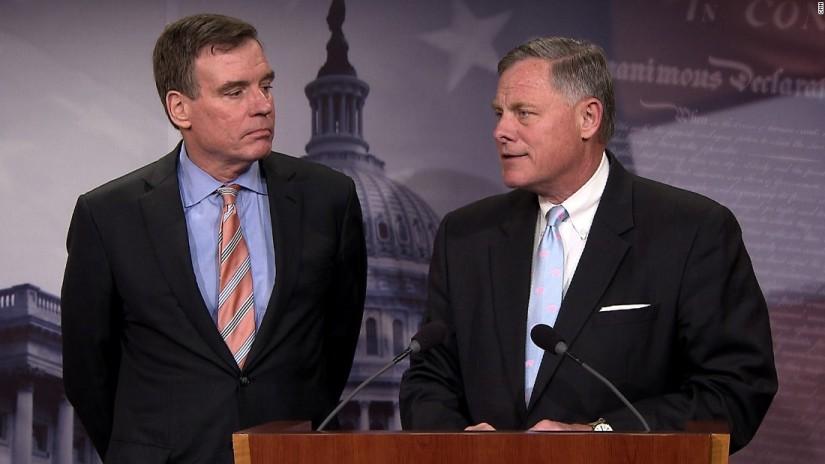 Russian Probe Continues as Senate Intelligence Committee Searches for Hints ofCollusion