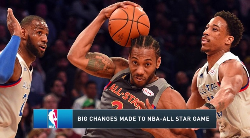NBA Revamps All-Star Game