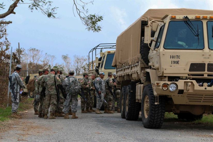 Puerto Rico relief efforts boosted following recentcontroversy